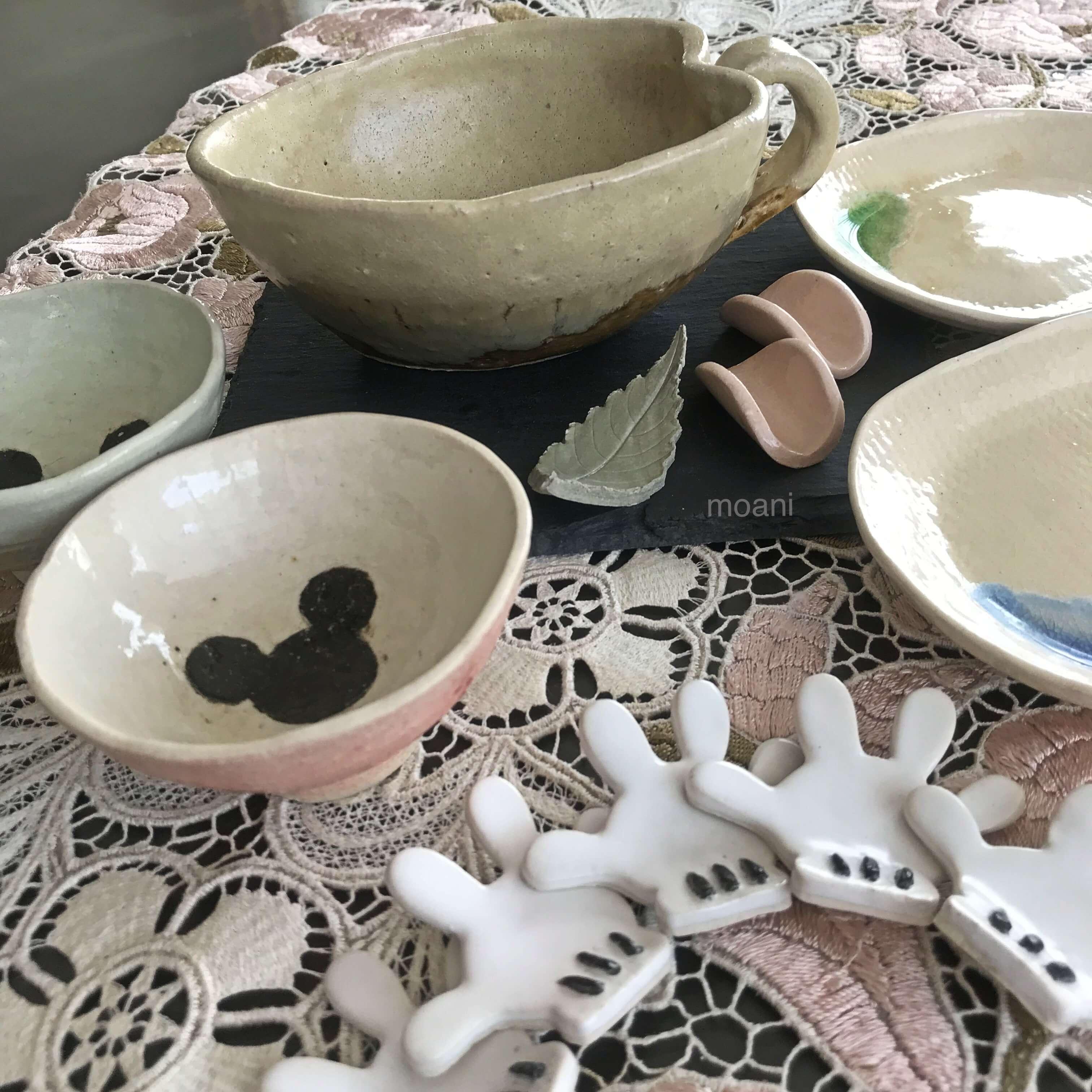 40代女性やってみたい趣味の一つ陶芸