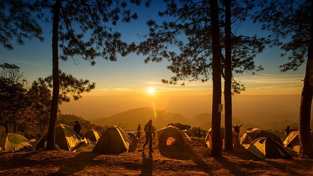 40代女性やってみたい趣味キャンプ